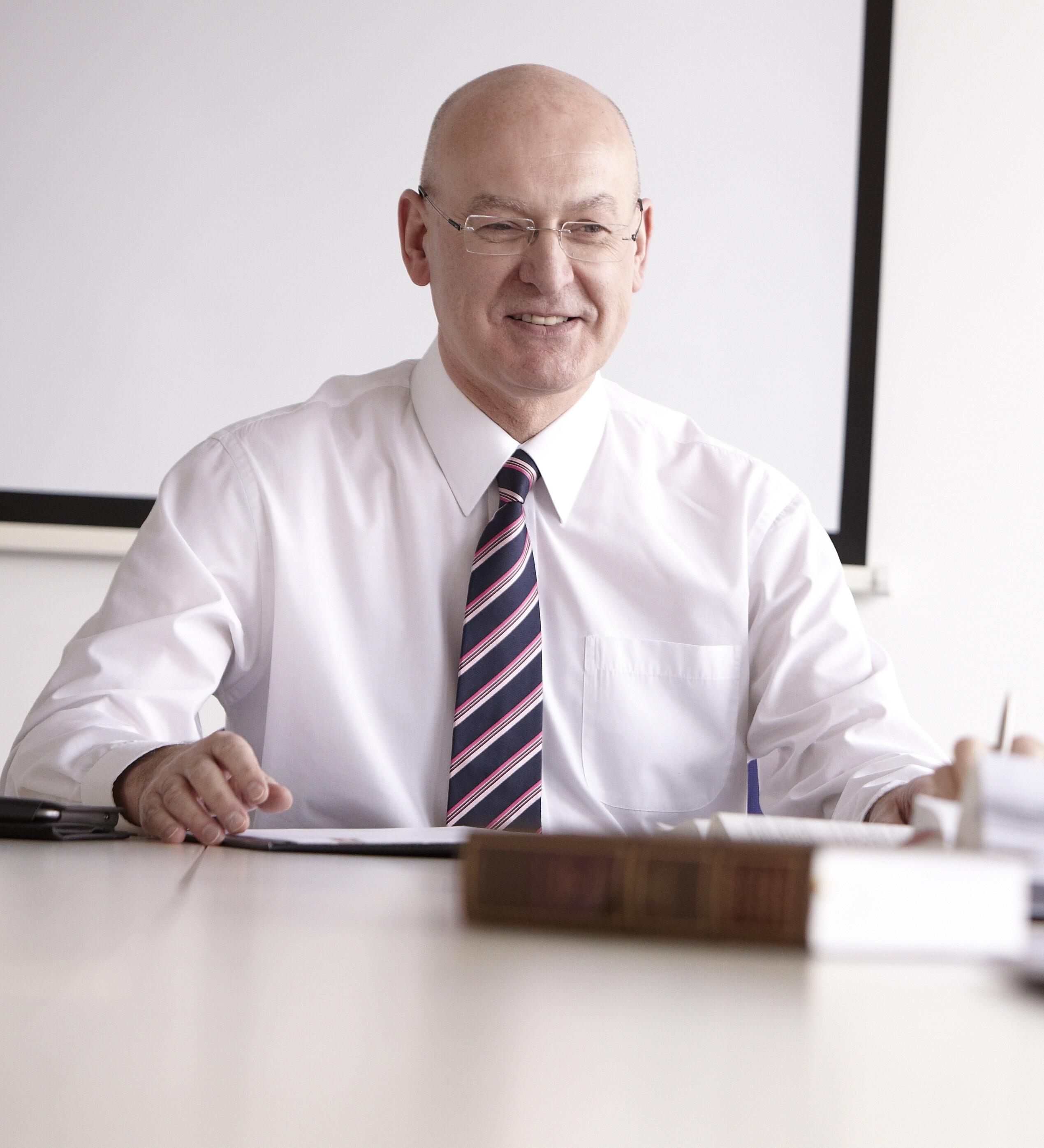 Colin Flanagan, chairman of Freeth Cartwright