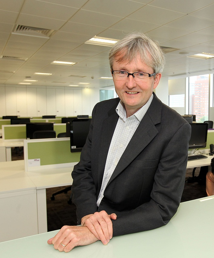 Antony Townsend – chief executive for the SRA