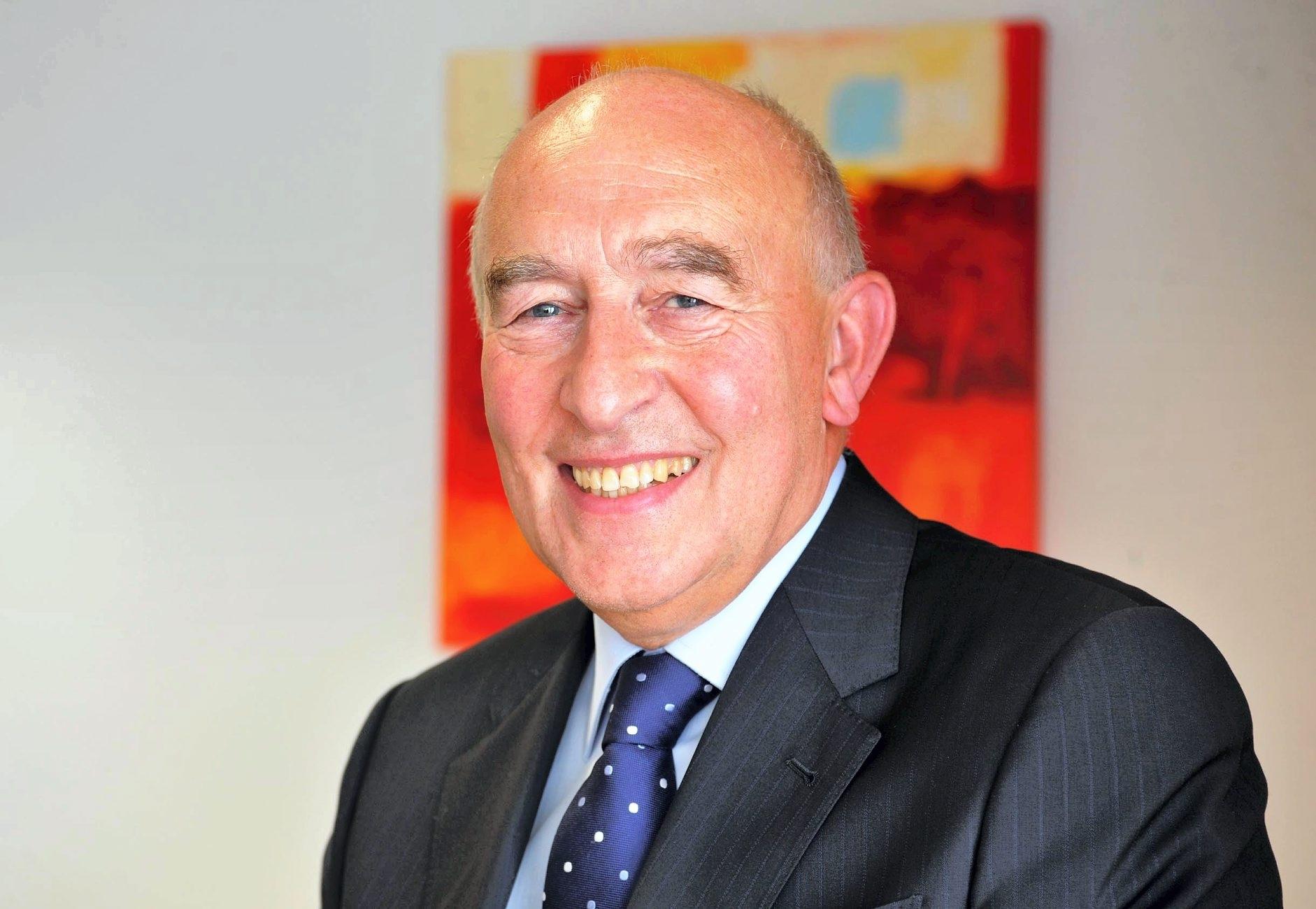 Maurice Watkins, Head of Sports Brabners Chaffe Street - Lifetime Achievement Award Winner