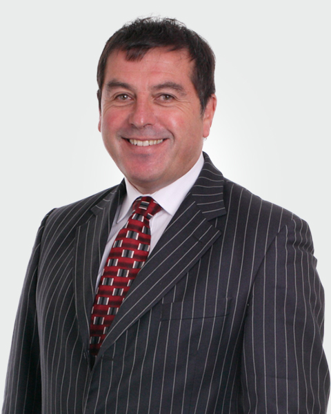 Peter Garsden - Principal and Managing Partner of QualitySolicitors Abney Garsden - Legal Aid and Small Firm of the Year Winner