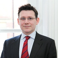 James Bryce, partner at Square One