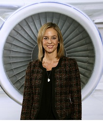 Emma Langford, head of legal at Thomas Cook Group Airlines...