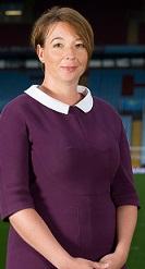 Joanne Price, head of legal at Aston Villa FC