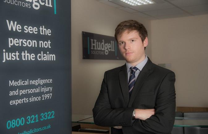 Ben Marsden - Hudgell Solicitors