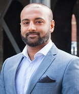 Mizan Rouf - inward investment manager working for Invest Sheffield, part of Creative Sheffield - the economic development arm of Sheffield City Council:  North Shoring – The Sheffield Offer